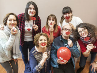 'Rojo esperanza' ...en Diario de Burgos #KissGoodbyeToMS!