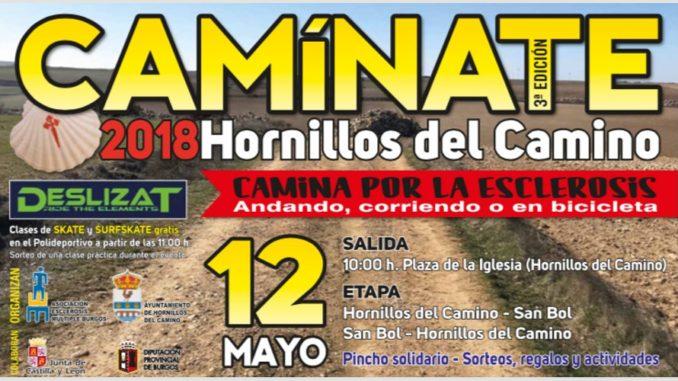 CAMÍNATE 2018 ...camina por la Esclerosis por Hornillos del Camino