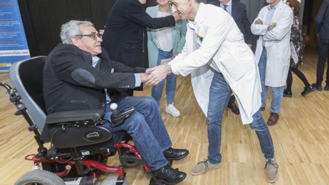 """Personas con esclerosis múltiple reivindican los """"síntomas invisibles"""""""