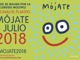 #Mójate2018 ...por la Esclerosis Múltiple