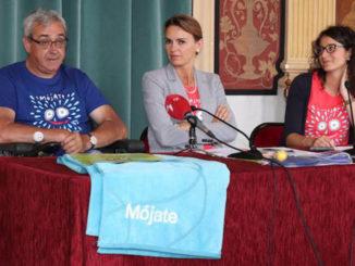Mójate, la iniciativa solidaria por la Esclerosis Múltiple, vuelve a las piscinas de 'El Plantío'
