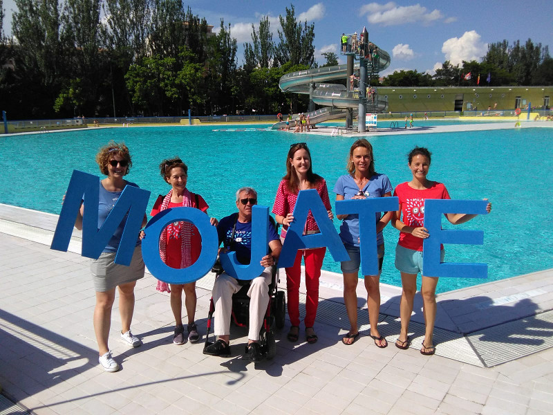 Sorteo #MojateBurgos por la Esclerosis Múltiple... el 14 de julio
