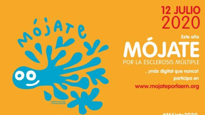 """""""Mójate por la Esclerosis Múltiple"""": la campaña solidaria del verano."""