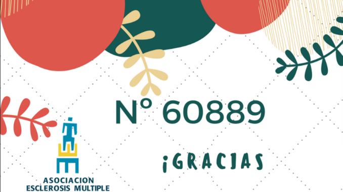 Lotería de Navidad de Esclerosis Múltiple de Burgos